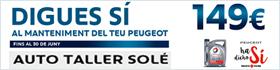 BL - Peugeot - Taller Solé - Digues si