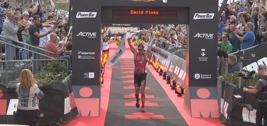 David Plese Winner Ironman2015