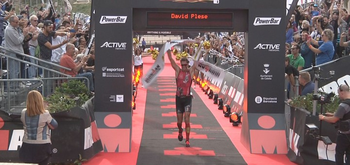 David Plese Winner Ironman2015