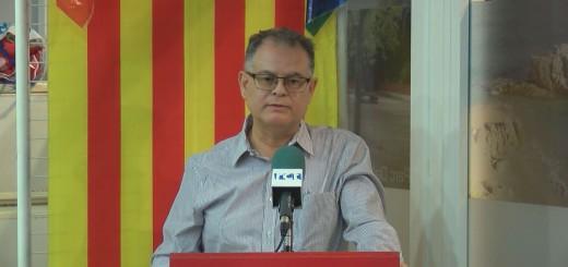 Josep Torres va ser proclamat alcaldable socialista el passat mes de novembre