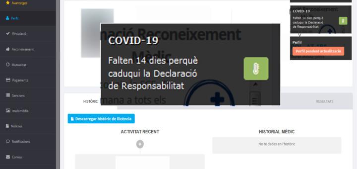 Portal Federat FCF