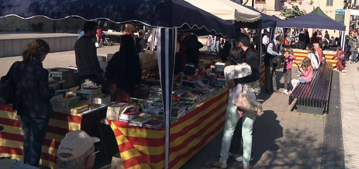 Sant Jordi plaça