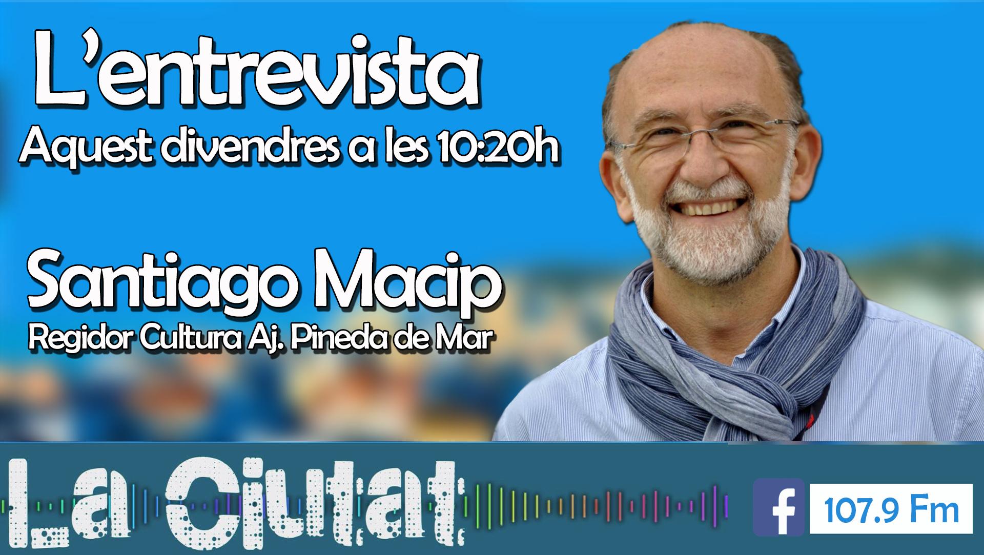 Santiago Macip web