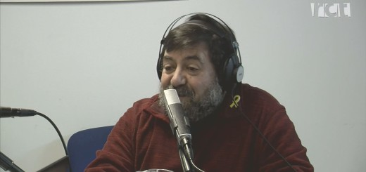 Xavier Sánchez, germà de Jordi Sánchez, aquest matí a La ciutat