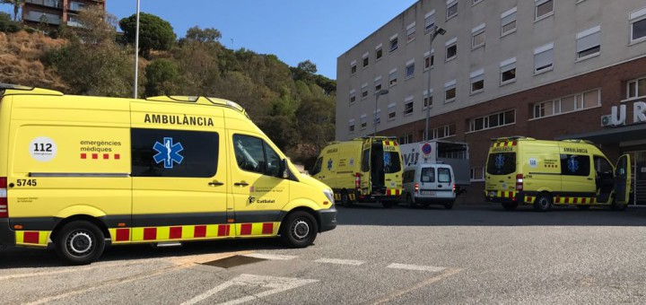 ambulancia urgencies