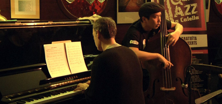 Cafè Jazz, l'any passat