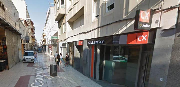 Cx i bbva es fusionen i tindran una sola oficina a calella for Cx catalunya caixa oficinas