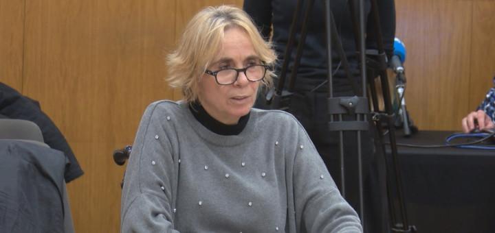 Sílvia López va renunciar al càrrec de Síndica Municipal el novembre del 2019