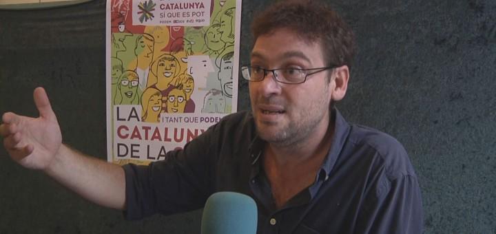 Albano Dante, dissabte a Calella