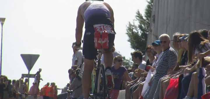 Ironman Barcelona, l'any passat