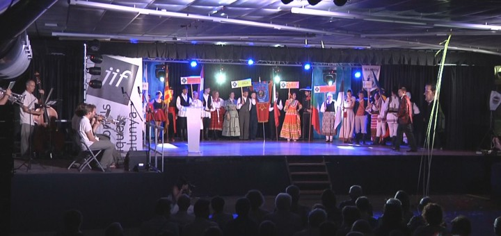 Jornades Internacionals Folklòriques, l'any 2015