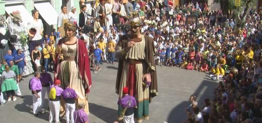 Trobada de Gegants Festa Major