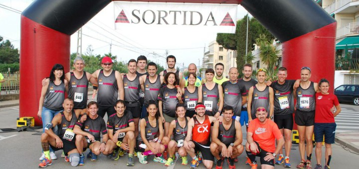 Primera Milla Urbana a Calella
