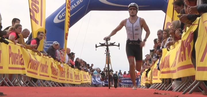 Ironman BCN, el mes passat