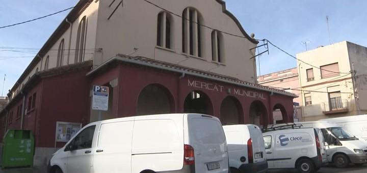 Mercat Municipal, divendres al matí