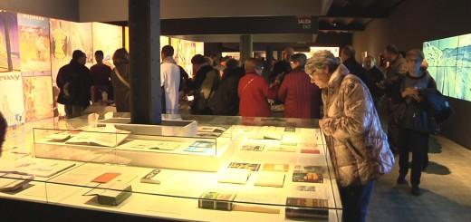 Els voluntaris de Calella han estat els primers a conèixer el Museu del Turisme