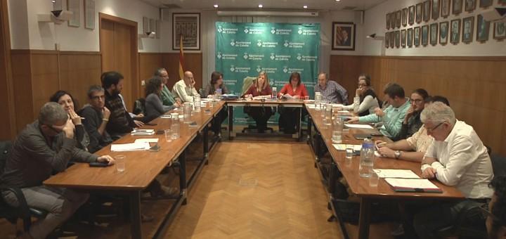 Ajuntament de Calella, 21/12/2015