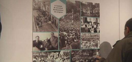 Imatge de l'exposició feta a Calella