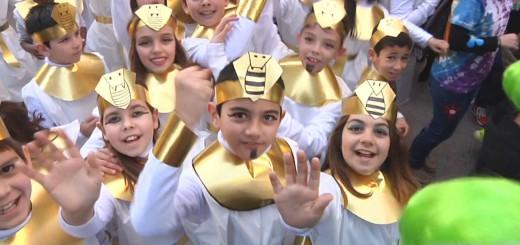 Carnaval de les escoles, l'any passat