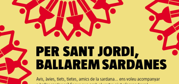 Cartell Sardanes