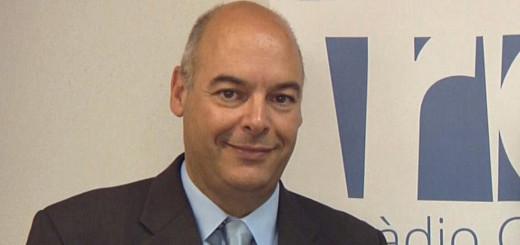 Albert Ferández Terricabras a Ràdio Calella, arxiu
