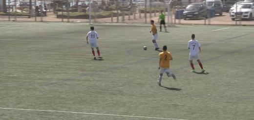 Partit de l'Aquahotel FC contra La Roca, arxiu