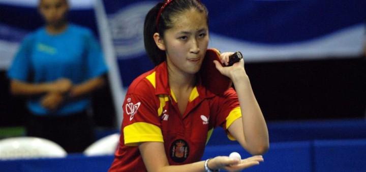 Sofia Xuan Zhang. Font: CCTC