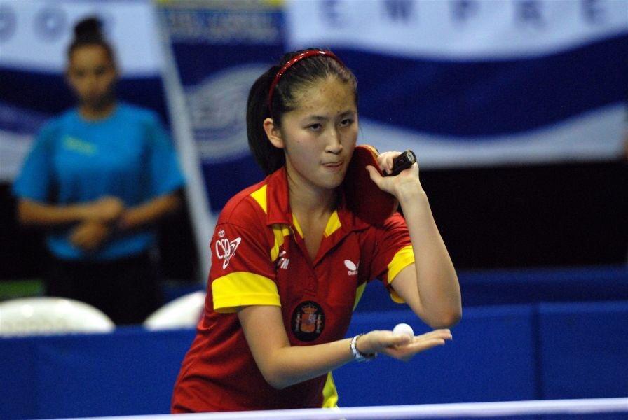 Sofia Xuan Zhang Plata a lOpen Internacional dEspanya  : XUAN ZANG from www.radiocalella.cat size 896 x 600 jpeg 62kB