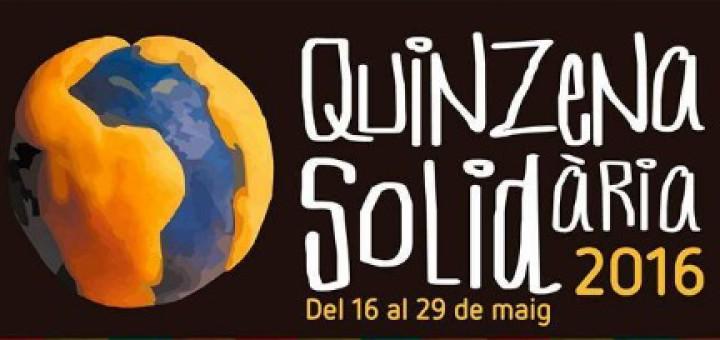 Quinzena Solidaria 2016