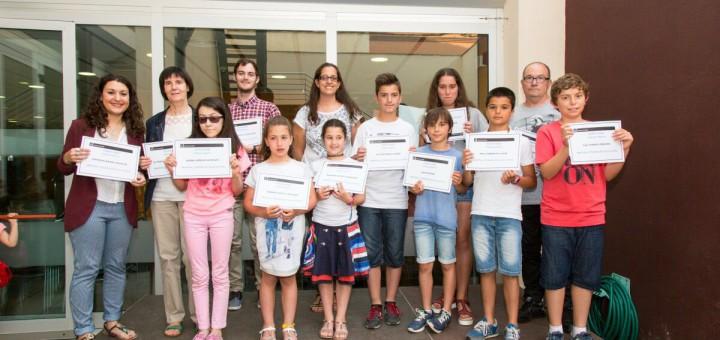 Guanyadors i finalistes del concurs literari