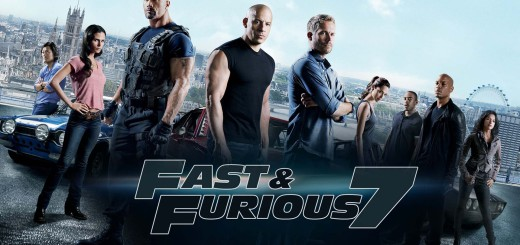 Fast and Furious 7 cars