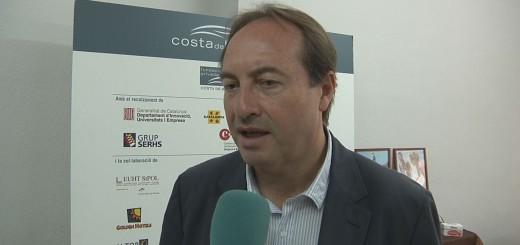 Jordi Noguera, president del Gremi d'Hosteleria del Maresme