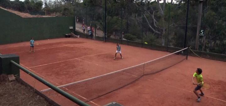 Imatge de les 12h de tennis i pàdel, aquest dissabte