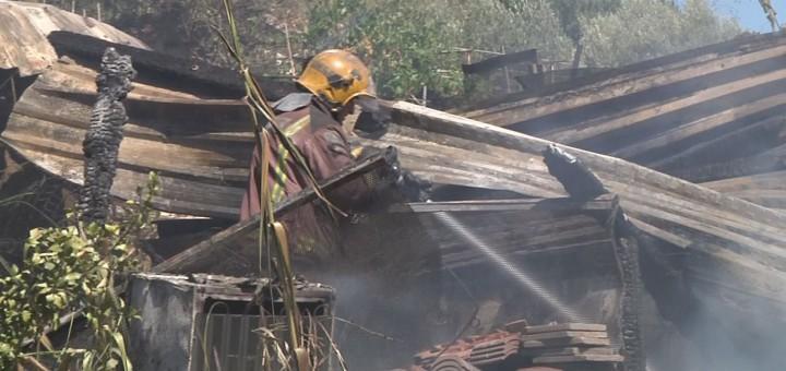 incendi barraca