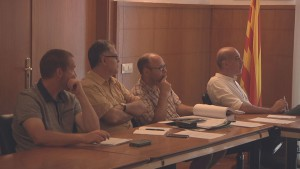 Marc Buch, Josep Torres, Ramón Mas i LLuis Peralta