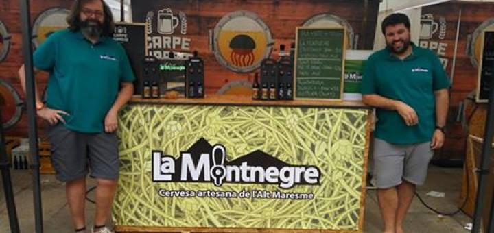 La cervesa ja ha estat present a fires cerveseres com la Carpe Birrem de Puigcerdà