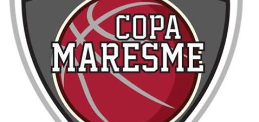 Logo Copa Maresme Bàsquet