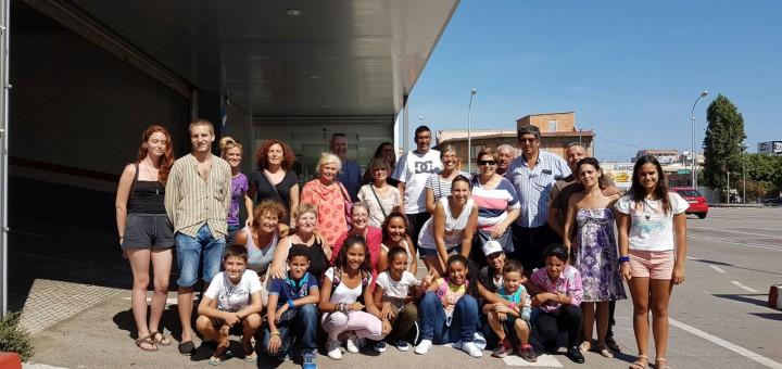 Els infants acollits a l'Alt Maresme i les seves famílies