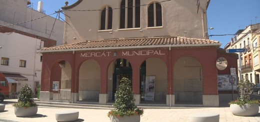 Mercat Municipal, la setmana passada