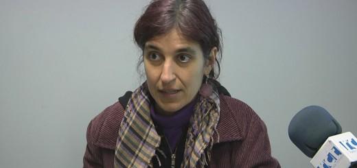 Pilar Rocafort. Imatge d'arxiu