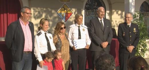 El Far ha acollit aquest divendres l'acte del Dia de la Policia