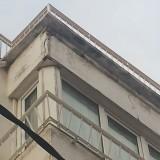 Façana de l'Hotel Vila, aquest dimarts