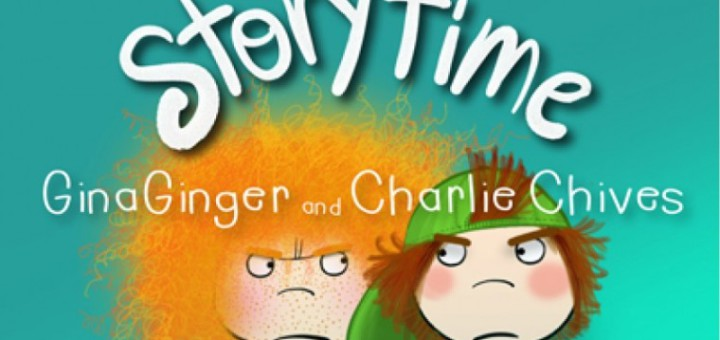 Gina Ginger & Charlie Chives