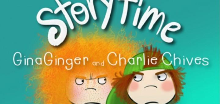 Gina Ginger & Charlie Chives