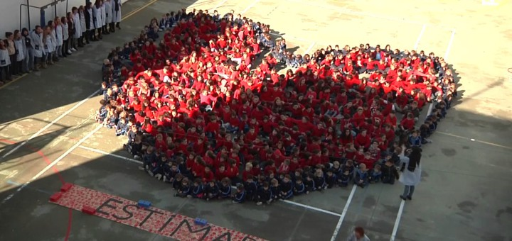 Celebració Escola Freta Dia Mundial Infància