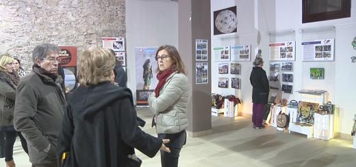 Exposició Calella és Solidària, en l'edició del 2015