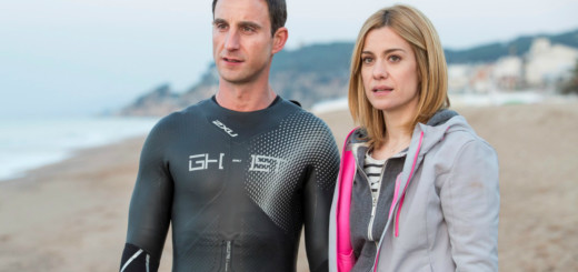 Els actors Dani Rovira i Alexandra Jiménez interpreten la parella protagonista del film