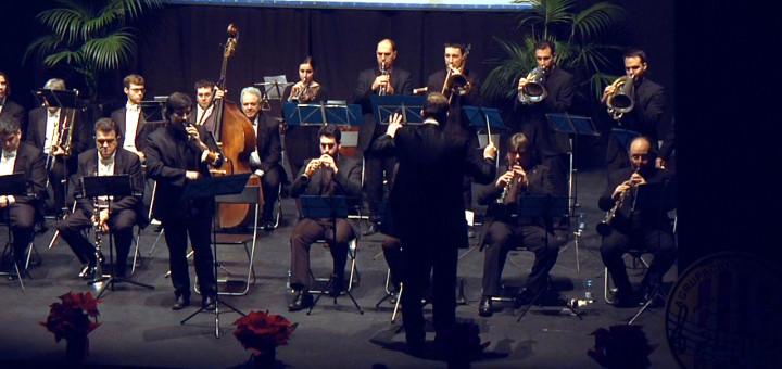Concert de Nadal de l'Agrupació Sardanista, l'any passat