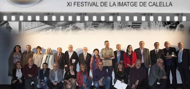 Gala de cloenda del Festimatge 2016, abril
