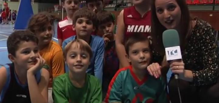 """L'equip Pre-Mini """"B"""" del Club Bàsquet Calella"""